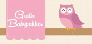 Gratis Babypakke -baby startpakker