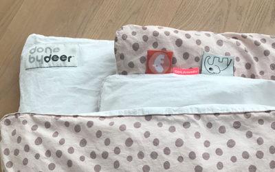 Lækkert sengetøj fra Done by Deer