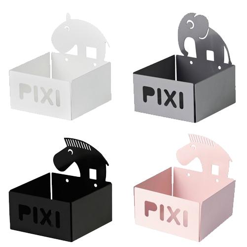 Hypermoderne 7 smarte opbevaringsløgninger til Pixibøger | Find Pixibog holder her FA-76