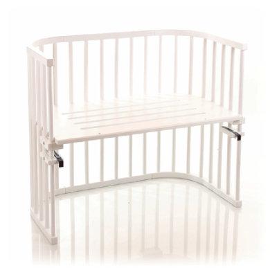 Babybay Sideseng Maxi, hvid lak - Gr.51x89 cm